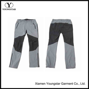 Mens Outdoor Sports Long Pants Cycling Windproof Athletic Pants